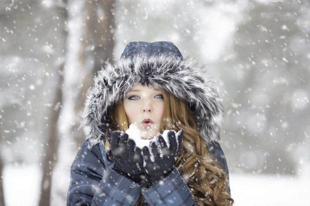 protect my dry skin in winter