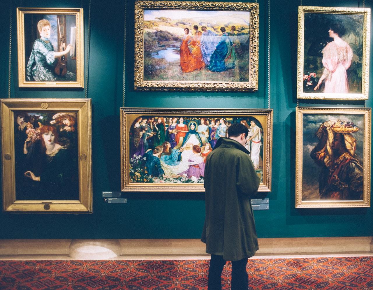 Painters List