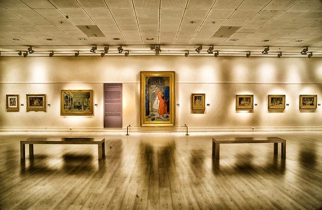 Online Art Galleries