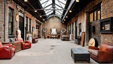 East London Warehouse