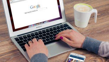Google rank websites
