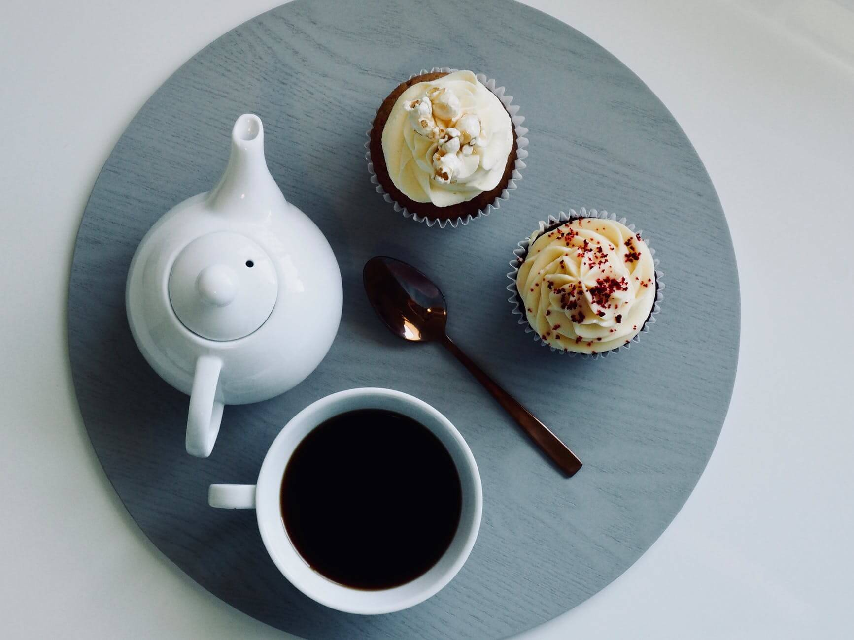 Simply Cinnamon Coffee Cake: