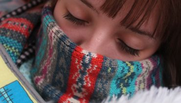 How to Get to Sleep If You Have a Cold
